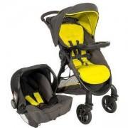 Детска Количка със столче за кола, FAF FOLD 2.0 Sport Lime, Graco, 9431943765