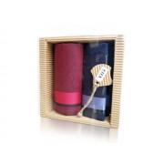 M51-8 Ffi textilzsebkendő 2db hullámkarton csomagolásban (ÖKO)