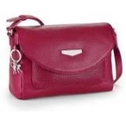 Kipling Maroon Sling Bag