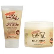 Palmer's Shea Formula Hand Cream Body Balm Combo