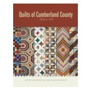 Quilts of Cumberland County - 1700s to 1970 (Letort Quilters)(Cartonat) (9780764351099)