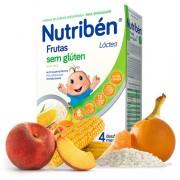 Nutribén Frutas sem Glúten Láctea 300gr