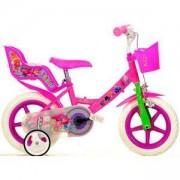 Детско колело Trolls - 12 инча Dino Bikes, 120117554