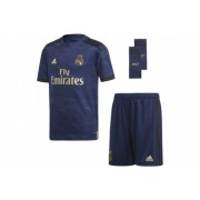 Real Madrid Away Jr Kit