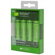 GP ReCyko+ AA 2600mAh 4 stuks Oplaadbare NiMH Batterij