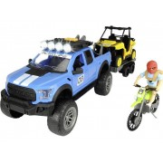 Dickie Toys 20-delat Playlife Offroad set