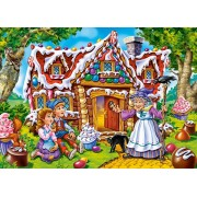 Puzzle Castorland - Hansel And Gretel, 60 piese (66094)