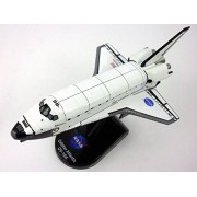 Space Shuttle Atlantis 1/300 Scale Diecast Metal Model