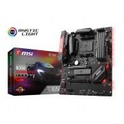 MB MSI B350 GAMING PRO CARBON, AM4, ATX, 4x DDR4, AMD B350, S3 4x, DVI-D, HDMI, 36mj