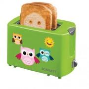 Prajitor de paine SC-TM11011 SCARLETT,750W,verde
