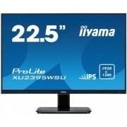 IIYAMA Monitor 22.5 XU2395WSU-B1 IPS,1920X1200,USB,DP,HDMI