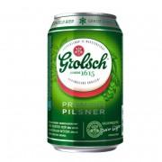 Grolsch Bier gekoeld
