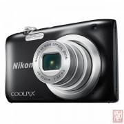 "Nikon Coolpix A100, 20.1MPixel, 5x opt. zoom, 2.7"" LCD, 720p video, Li-ion Battery, black"