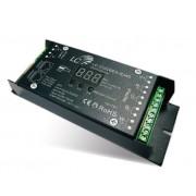 DMX512 Decoder (with Smart Push Master mode) LC 2102BEA RJ45 LED upravljanja