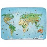 House of Kids Speelkleed around the world 130 x 180 cm 12,6 mm
