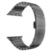 OEM Correa de Acero Inoxidable IWO 2 / 3 / 5 - Apple Watch 1 / 2 / 3