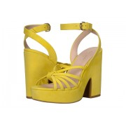 Kate Spade New York Glenn Vibrant Canary Suede