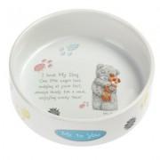 Me to You keramická miska pro psy - Výhodné balení: 2 x 600 ml, Ø 16 cm