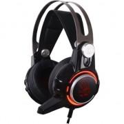 Casti cu microfon pentru jocuri , A4Tech , Bloody M425 , negru