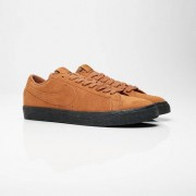 Nike Zoom Blazer Low Light British Tan/Light British Tan/Black