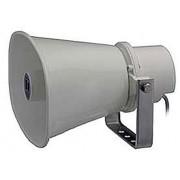 TOA Altoparlante segnalatore acustico Alluminio , 330 Ω, 670 Ω, IP65, SC-615M