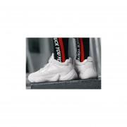 Zapatillas de coco para hombre engrosamiento suela blanco