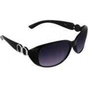 John Dior Butterfly Sunglasses(Violet)