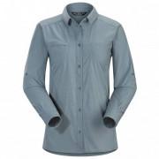 Arc'teryx - Fernie L/S Shirt Women's - Chemisier taille M, gris
