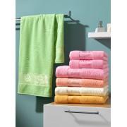 Webschatz Handdoeken 'Olga' Webschatz groen