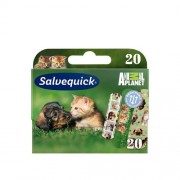 Salvequick Plåster Animal Planet