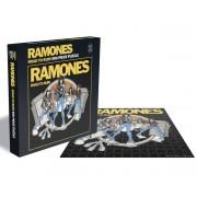 sega puzzle RAMONES - ROAD TO RUIN - PLASTIC HEAD - RSAW020PZ
