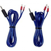 StealthSwitch Arcade Button Cables for Photo Booth (.110 Inch Quick Disconnect Connectors 3.5mm Mono Audio Cable 6 Fee