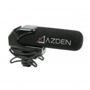 Azden SMX-15 Microfone para Câmara Réflex