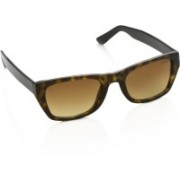 Miami Blues Wayfarer Sunglasses(Brown)