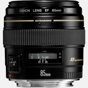 Canon Objectif Canon EF 85mm f/1.8 USM