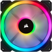Вентилатор за кутия Corsair LL140 RGB 140mm Dual Light Loop RGB LED