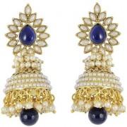 Penny Jewels Alloy Party Wear Wedding Latest Stylish Fancy Jhumki Earring Set For Women Girls