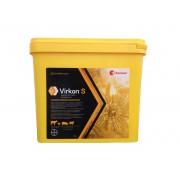Virkon S, Виркон S 10 кг, Широкоспектърен дезинфектант за повърхности, оборудване и въздух