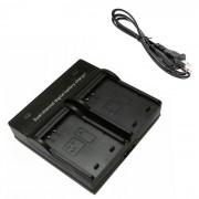 BLN1 camara digital cargador de bateria dual para Olympus BLN-1 EM1 5 EP5