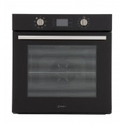 Indesit IFW6340BLUK Single Built In Electric Oven - Black