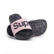 Superdry Badesandalen L pink