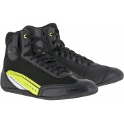 Alpinestars AST-1 Shoes Black Yellow 46