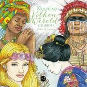 BBNC Kleurrijke volken van de wereld kleurboek