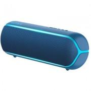 Sony Głośnik mobilny SONY SRSXB22L.CE7 Niebieski