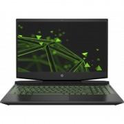 Laptop HP Pavilion 15-dk0011nq 15.6 inch FHD Intel Core i7-9750H 8GB DDR4 1TB HDD+256GB SSD GeForce GTX 1660 Ti Free DOS Shadow Black