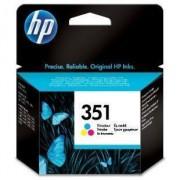 HP 351 Ciano, Giallo