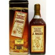 RHUM VIEUX J.BALLY 2002, RUM DELLA MARTINICA