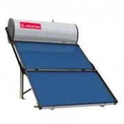 Pachet panou solar plan Ariston KAIROS THERMO 4.4 mp, boiler 300 litri, suport pentru acoperis inclinat, accesorii