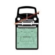 Porte étui assurance voiture 4CV Renault