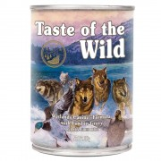 Taste of the Wild - Wetlands Canine - 6 x 390 g